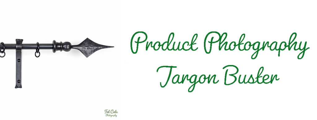 Product Photography jargon buster