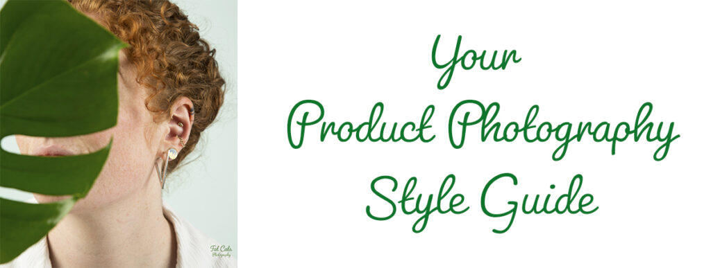 Product Photography style guide